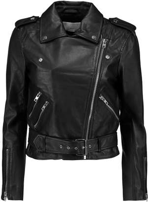 Walter W118 By Baker Allison Leather Biker Jacket