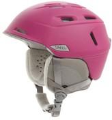 Smith Women's 'Compass' Snow Helmet - Pink