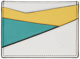 Loewe Tricolor Puzzle Card Holder