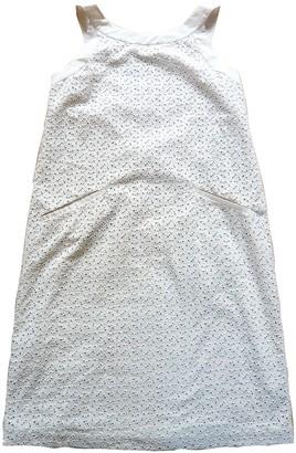Nicole Farhi Beige Cotton Dress for Women