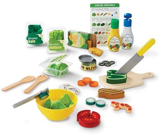 Pottery Barn Kids Melissa & Doug Slice & Toss Salad Set