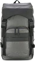 Y-3 rectangular backpack - men - Neoprene - One Size