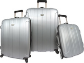 Traveler's Choice Rome 3 Piece Hard Shell Spinning Collection