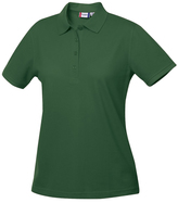 Clique Green Elmira Polo - Plus Too