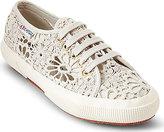 Superga Women's 2750 COTMACRAMEW Sneaker