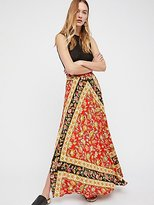 Lolita Split Maxi Skirt by Spell at Free People