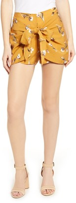 Bishop + Young Caroline Tie Front Shorts