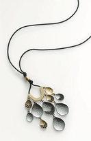 J. Jill Cascading Pavé Pendant Necklace