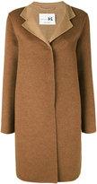 Manzoni 24 midi buttoned coat