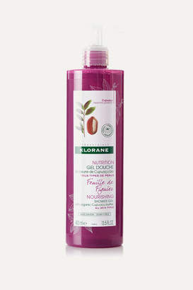 Klorane Fig Leaf Shower Gel With Cupuacu Butter, 400ml - Colorless
