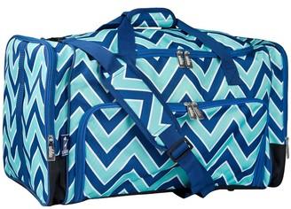 Wildkin Weekender Duffel Bag - ZigZag