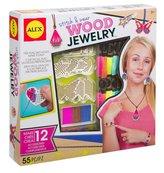 Alex DIY Wear Stitch & Wear Wood Jewelry