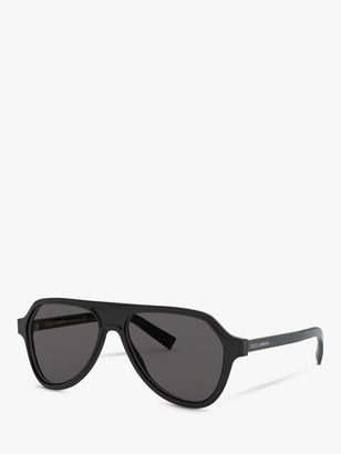 Dolce & Gabbana DG4355 Women's Aviator Sunglasses