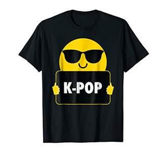 Korean K-Pop Sunglasses Shirt T-Shirt Tee