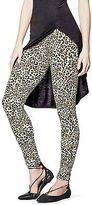 GUESS Women's Pepper Leopard-Print Leggings