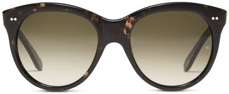 Oliver Goldsmith Sunglasses Manhattan 1960 Mocha