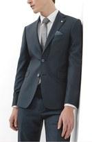 Ted Baker 'Debonair' Trim Fit Solid Wool Sport Coat
