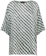 eskandar Silk Shibori Tunic