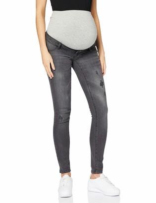 Mama Licious Mamalicious Women's Mljulia Slim Washed Jeans A. Trouser
