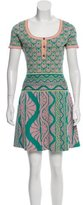Sophie Theallet Silk Knit Dress w/ Tags