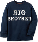 Carter's Little Boys' Long-Sleeve Graphic-Print T-Shirt