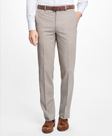 Brooks Brothers Fitzgerald Fit BrooksCool® Houndstooth Trousers