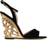 Paul Andrew 'Kismet' wedge sandals