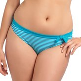 Freya En Soldes - Maillot de Bain Femme Culotte Classic Tootsie Turquoise - Couleurs - TURQUOISE, Tailles - S
