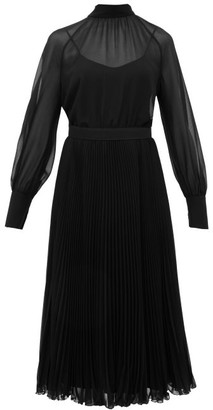 Max Mara Malizia Midi Dress - Black