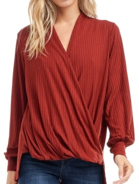 Fever Wrap Front Top