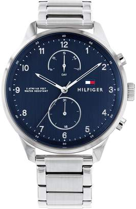 Tommy Hilfiger Chase Stainless Steel Bracelet Watch