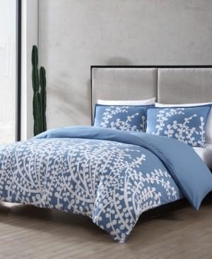 City Scene Branches King Comforter Set Bedding