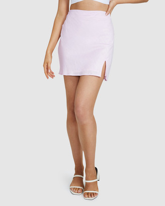 Don't Ask Amanda Eliza Mini Skirt