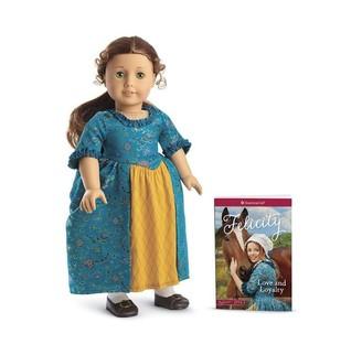 AMERICAN GIRL Beforever Felicity Doll & Book