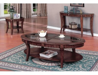 Canora Grey Karon 3 Piece Coffee Table Set Shopstyle