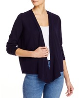 Vince Camuto Draped Cropped Cardigan
