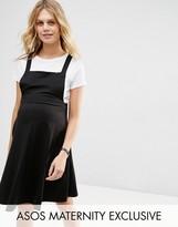 Asos Pinafore Dress