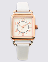 M&S Collection Square Watch