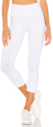 Alo High Waist Airbrush Capri Legging