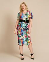 Mary Katrantzou Lennox Dress