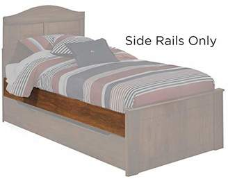 Signature Design by Ashley Ashley Furniture Signature Design - Barchan Twin Rails - Component Piece - (Rails only)