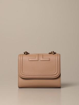 Elisabetta Franchi Celyn B. Elisabetta Franchi Mini Bag Elisabetta Franchi Bag In Synthetic Leather With Logo