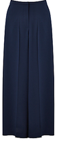 Somerset by Alice Temperley Wide Leg Trousers, Navy