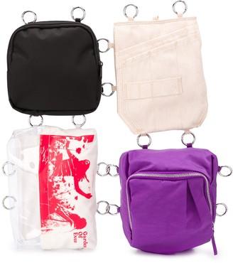Raf Simons Loop Garden pocket bag