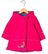 Catimini Girls' Hooded Jacket