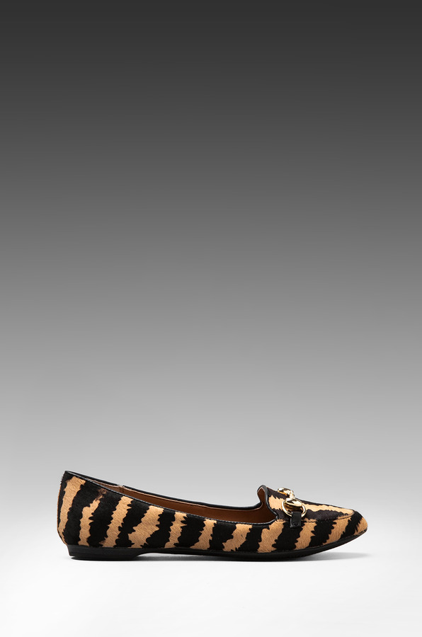 Dolce Vita Langley Loafer with Calf Hair