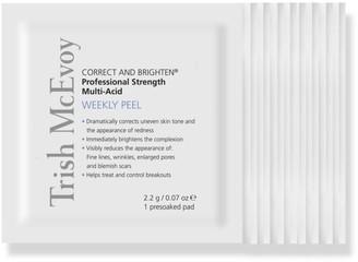 Trish McEvoy Correct & Brighten Weekly Peel