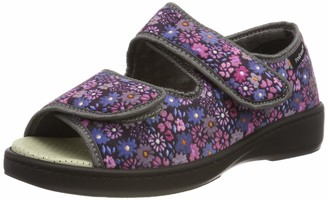 PodoWell Women's Arras Low-Top Slippers