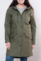 Only Long Raincoat