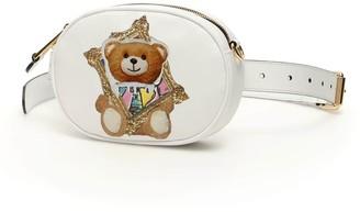 Moschino Frame Teddy Bear Belt Bag